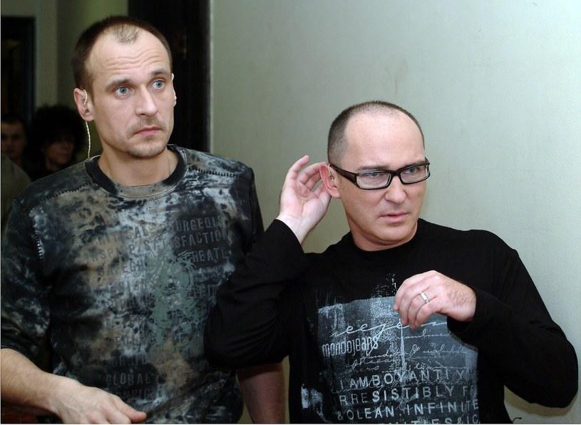 Kukiz i Krzywy /- /East News