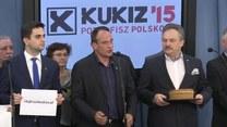 Kukiz: Miało być państwo obywatelskie