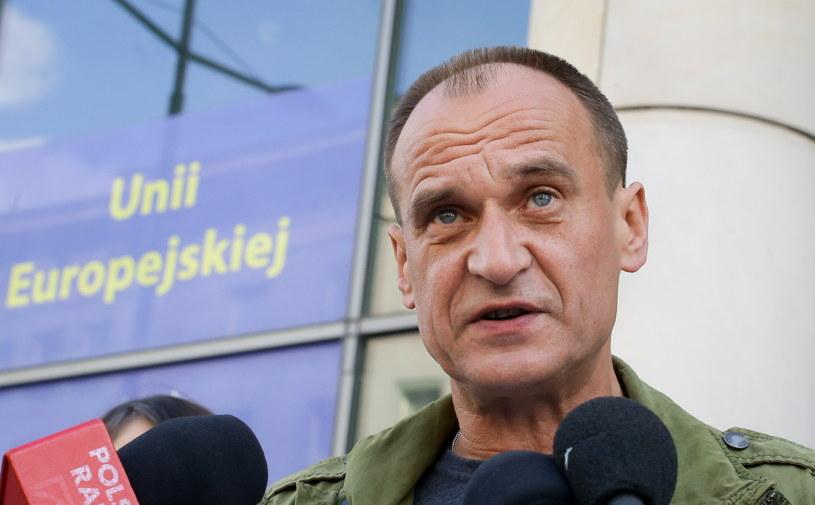 Kukiz zapowiedział, że jego ruch będzie żądał zniesienia progu referendalnego /Paweł Supernak /PAP