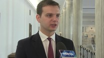 Kulesza (Kukiz'15) o Caracalach i stosunkach z Francją (TV Interia)