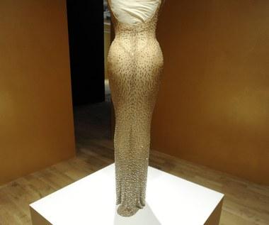 Kultowa sukienka Marilyn Monroe trafi na aukcję