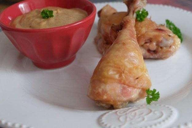 kurczak i chlopcy