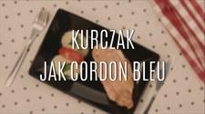 Kurczak jak cordon bleu - jak go zrobić?