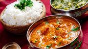 Kurczak po indyjsku w pomidorach