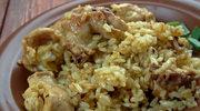 Kurczak w ostrej marynacie