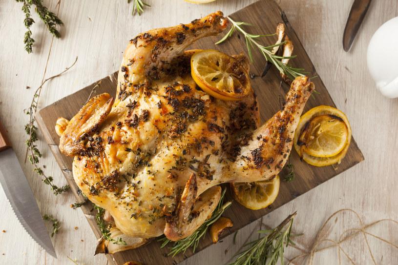 Kurczak w ziołach /123RF/PICSEL