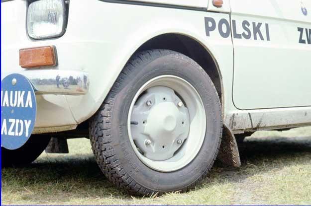 Kurs samochodowy,   lata 70. Fot. Zenon Zyburtowicz /East News
