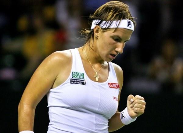 Kuzniecowa pokonała Bartoli w finale na Bali /AFP