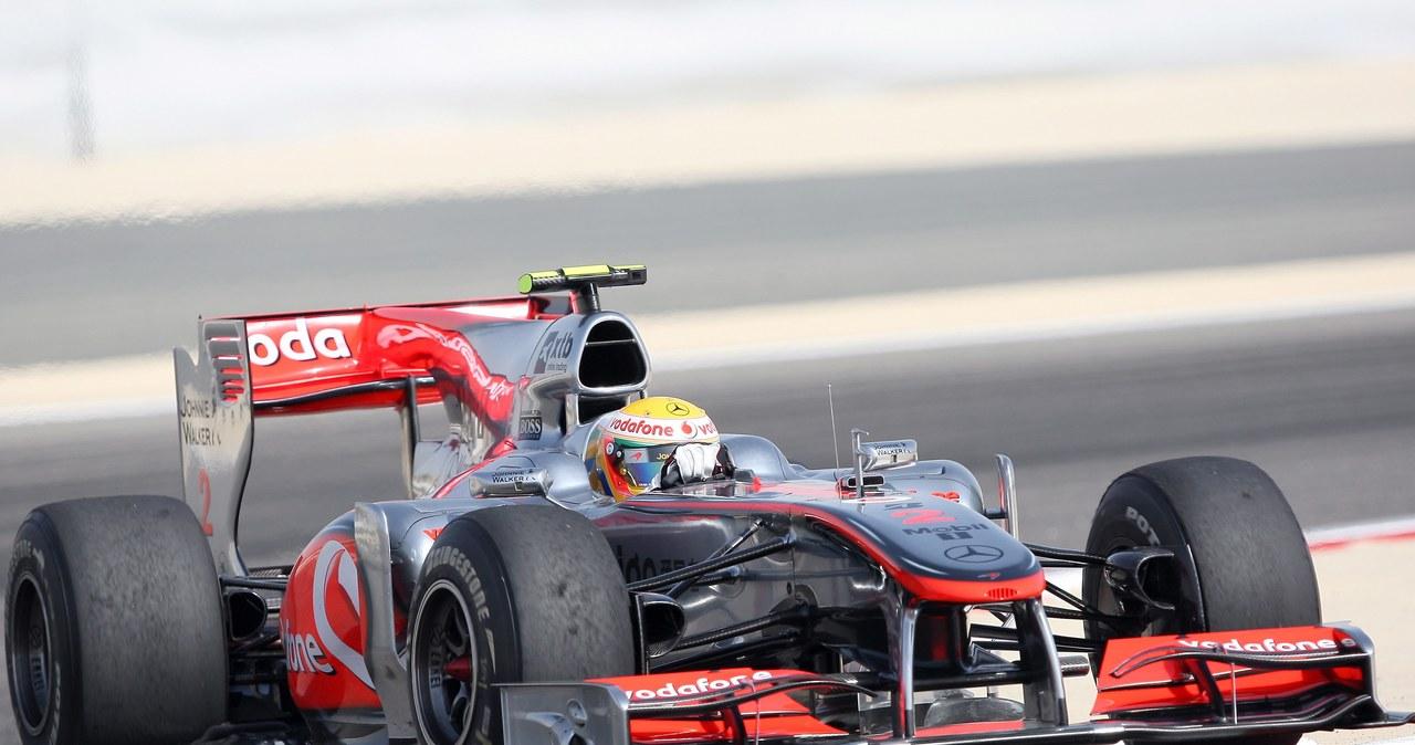 Kwalifikacje do Grand Prix Bahrajnu