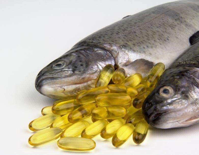 Kwasy omega-3 są ważne dla prawidłowej diety. Bogate w nie są m.in. ryby /©123RF/PICSEL