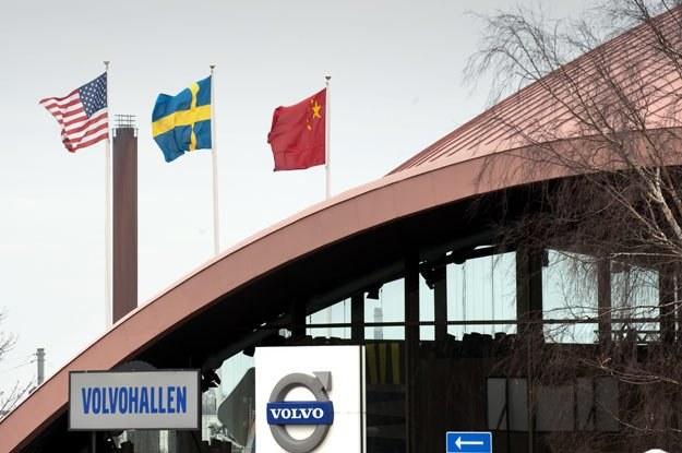 Kwatera główna  Volvo  Torslanda w Geteborgu /AFP