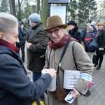 Kwesta na Powązkach: Zebrano ponad 230 tys. zł