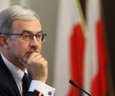 Kwieciński: Projekty z zakontraktowanym dofinansowaniem z Unii są już realizowane