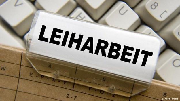 Kwitnie rynek pracy tymczasowej /Deutsche Welle