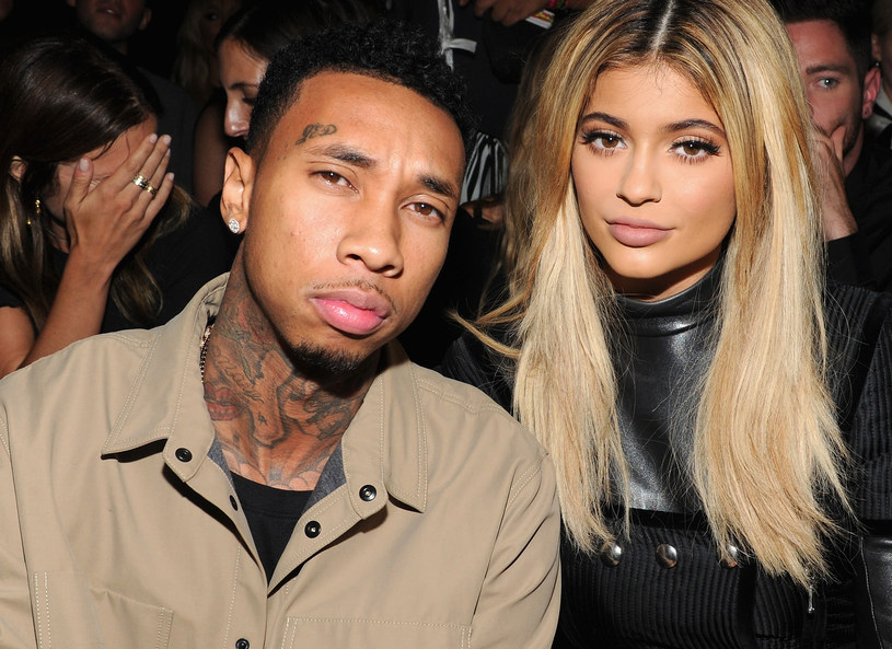 Kylie Jenner i Tyga /Getty Images