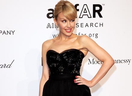 Kylie Minogue ciągle projektuje - fot. Dave Hogan /Getty Images/Flash Press Media