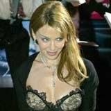 Kylie Minogue: Francuski narzeczony, francuska posiadłość /AFP