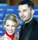 Kylie Minogue uczy się gotować dla Oliviera Martineza /Archiwum