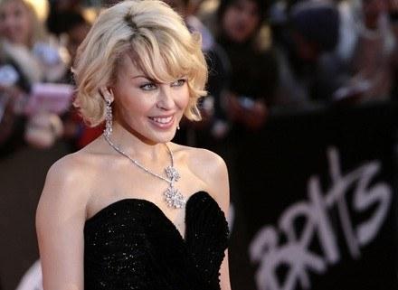 Kylie Minogue wygrała walkę z rakiem /AFP