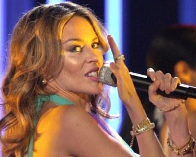 Kylie Minogue znowu w dobrej formie /AFP
