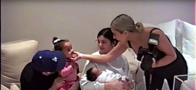 Kylie opublikowała wzruszające wideo z przebiegu ciąży /Starface /East News