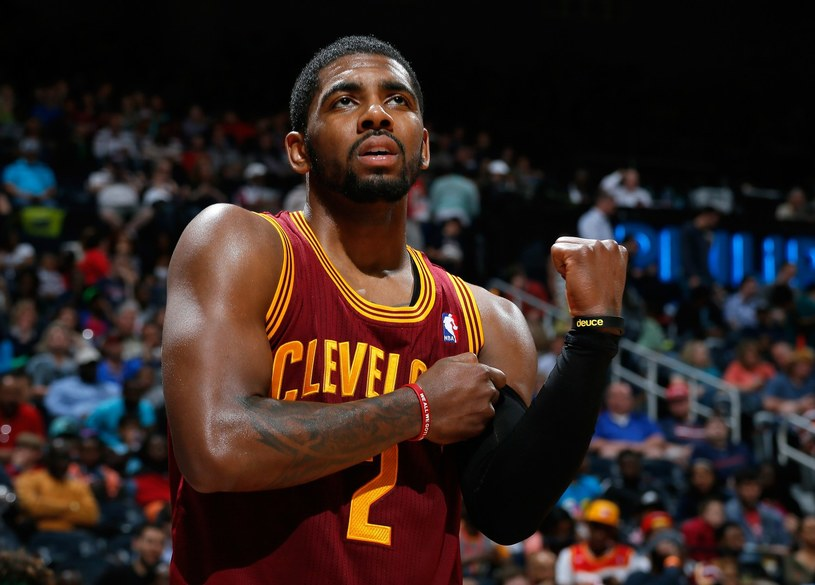 Kyrie Irving z Cleveland Cavaliers /AFP
