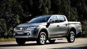 L200 i inne nowości Mitsubishi na 2015 rok