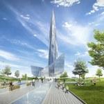 Łachta Centr - Rosjanie będą mieli najwyższy budynek w Europie