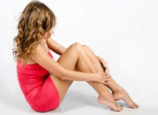 Ładne nogi to zdrowe nogi /123RF/PICSEL