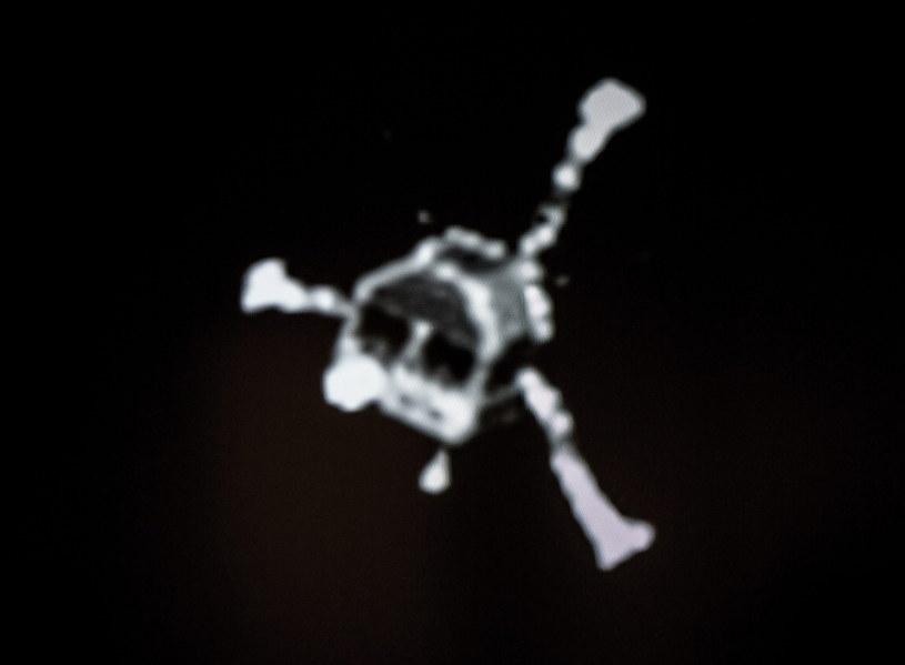 Lądownik Philae /PAP/EPA