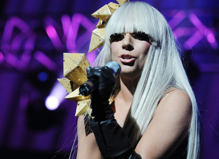 Lady GaGa - fot. Larry Marano /Getty Images/Flash Press Media