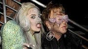 Lady Gaga matką chrzestną syna Eltona Johna