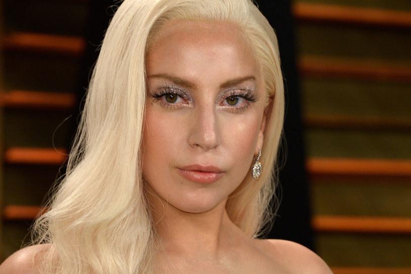 Lady Gaga na razie jest noszona przez wniebowziętego Taylora. /Getty Images