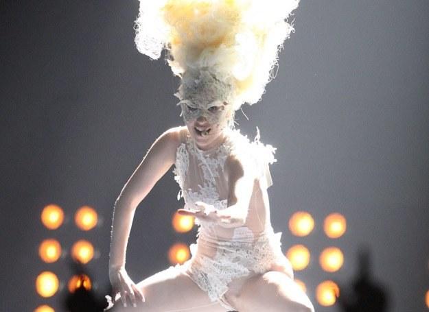 Lady GaGa, niczym buldożer, rozjeżdża całą konkurencję - fot. Dave Hogan /Getty Images/Flash Press Media