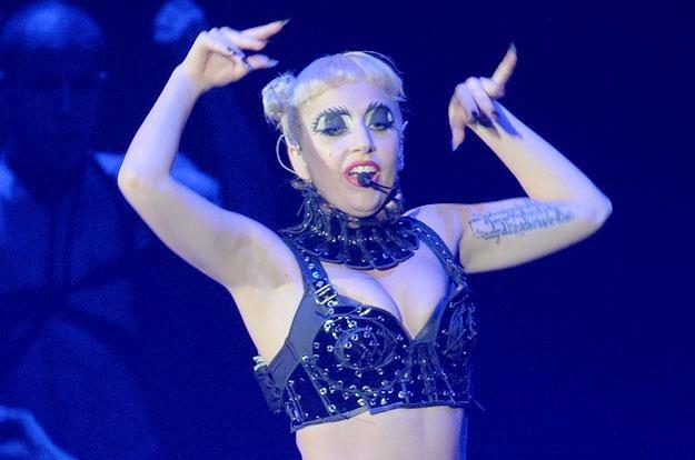 """Lady Gaga: """"Ta piosenka ma specjalne miejsce w moim sercu"""" fot. Koki Nagahama /Getty Images/Flash Press Media"""