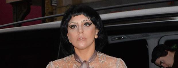 Lady Gaga zaskoczyła sprzedawców /East News