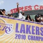 Lakers bronią tytułu mistrza NBA
