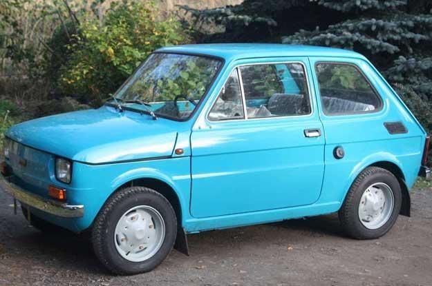 """Lakier w kolorze """"blu adriatico"""" (kod w dokumentacji: 408) lśni /INTERIA.PL"""