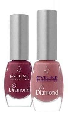 Lakiery do paznokcji Diamond /materiały prasowe