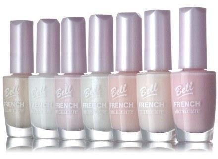 Lakiery French Manicure /materiały prasowe