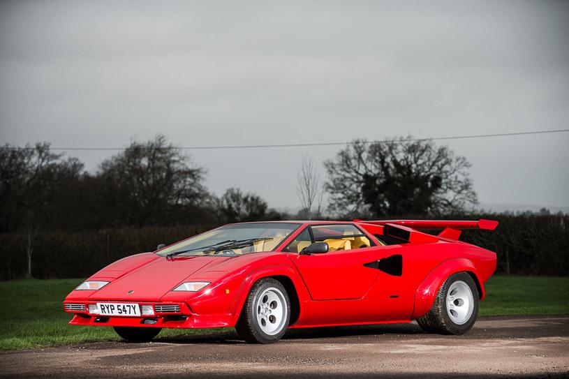 Lamborghini Countach LP500S /