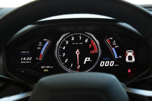 Lamborghini Huracán /materiały prasowe