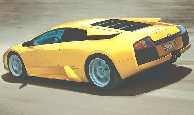 Lamborghini Murcielago (kliknij) /INTERIA.PL