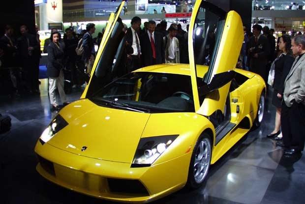 Lamborghini Murcielago / kliknij /INTERIA.PL