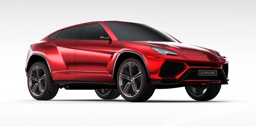 Lamborghini Urus /Lamborghini