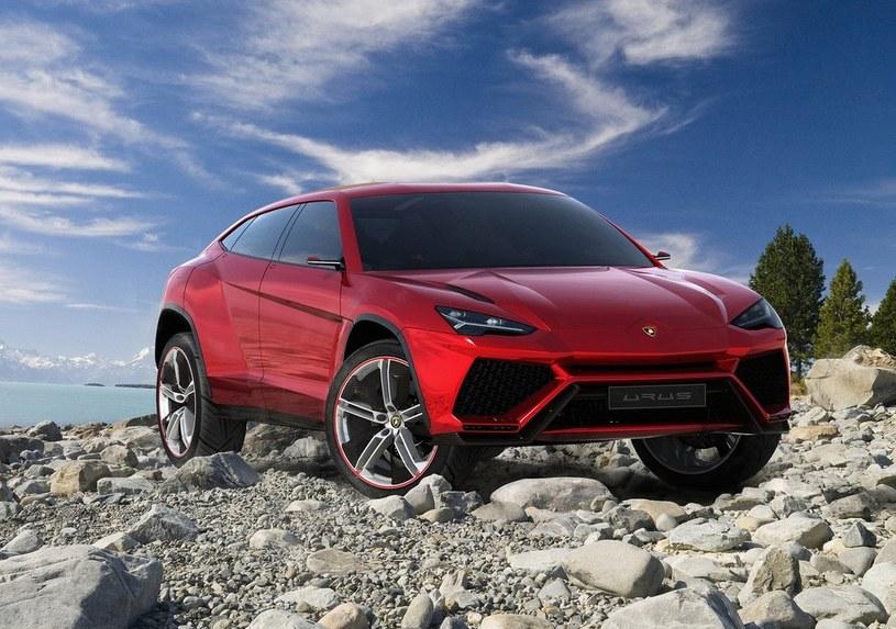 Lamborghini Urus /