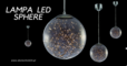 Lampa LED Sphere - ekotechnik24.pl
