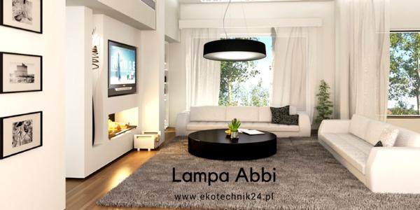 Lampa wisząca LED Abbi 55.     Lampa posiada strumień świetlny 2700 lm co stanowi odpowiednik tradycyjnej żarówki o mocy 200W. lampa posiada barwę światła neutralną 4000K. Na specjalne zamówienie możemy wykonać tą lampę w barwie światła ciepłej 2700K,  lub zimnej 6000K. Lampa wykonana jest na markowych diodach LED SMD LM561B firmy Samsung. Żywotność diod wynosi 50 000h.     Lampa produkowana jest całkowicie w Polsce dzięki temu zapewniamy pełną powtarzalność oraz części zamienne w okresie pogwarancyjnym.     Potwierdzeniem wysokiej jakości zastosowanych diod LED jest 10 lat gwarancji na źródło światła.
