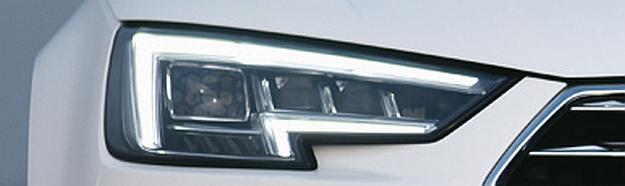 Lampa z podcięciem u dołu w aktualnym modelu B9 to najłatwiejszy sposób odróżnienia go od B8. /Motor