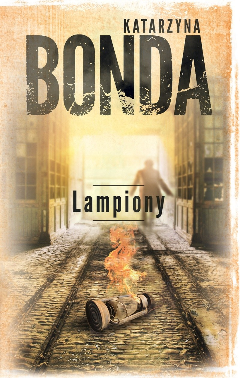 Lampiony, Katarzyna Bonda /Wydawnictwo Muza
